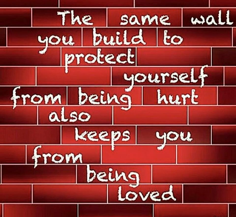 Only the fearful build walls and fences, keeping the fear within, keeping Love out!  #JoyTrain #Defense #wall #fence #Fear #fearless #Love #LoveYourself #safety #oneness #duality  #separation #Split #trust  #valuable #giving #Sharing #Wisdom #ACIM <br>http://pic.twitter.com/vWItTeTvly