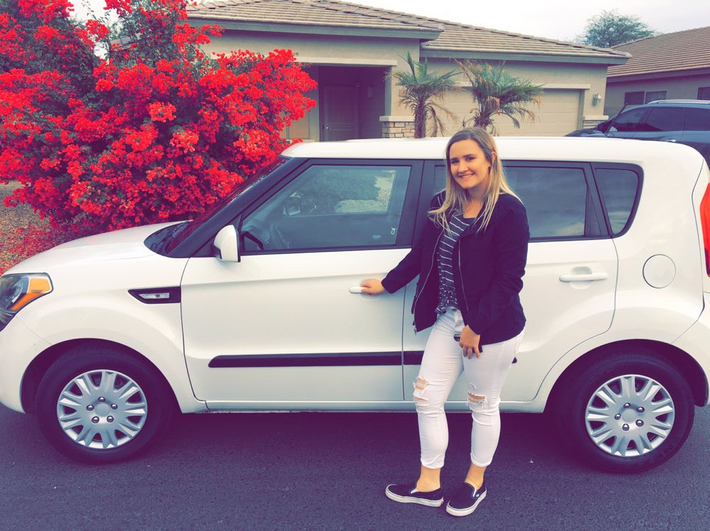 I just bought my own car!  #adulting #stormtrooper <br>http://pic.twitter.com/3cSpNq5iGx