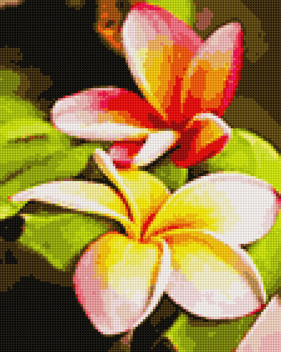 #institch OMG! It's time to cross-stitching on your phone!眠く