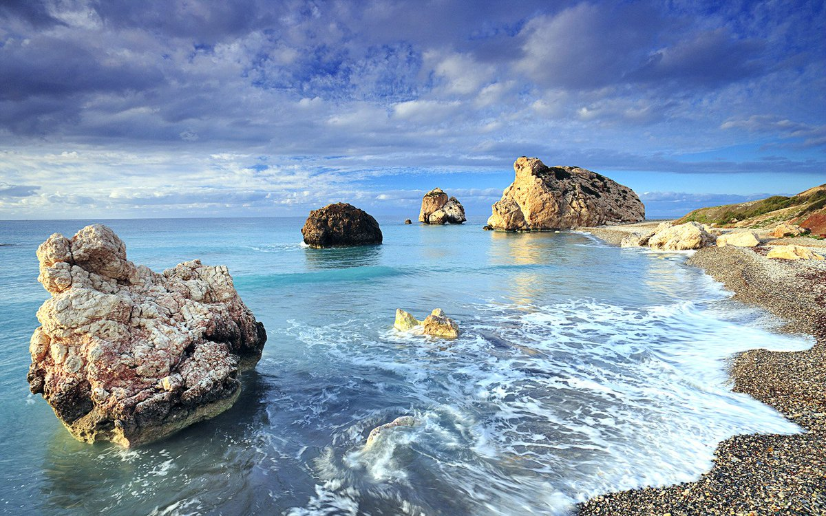 http:// ow.ly/U6gi30gDLcs  &nbsp;   Explore the majestic Petra Tou Romiou in Cyprus, the mythical birthplace of Greek goddess Aphrodite #travel #vacation #traveltips<br>http://pic.twitter.com/tLABBP0yAM