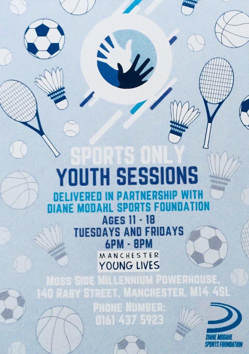 DM Sports Foundation's tweet -