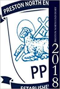 Stocking fillers for Preston North End fans - 2018 diaries. (hopefully not to put #L1 fixtures in)  #pnefc #pne  http:// amzn.to/2isPB02  &nbsp;  <br>http://pic.twitter.com/ui3vXlODst