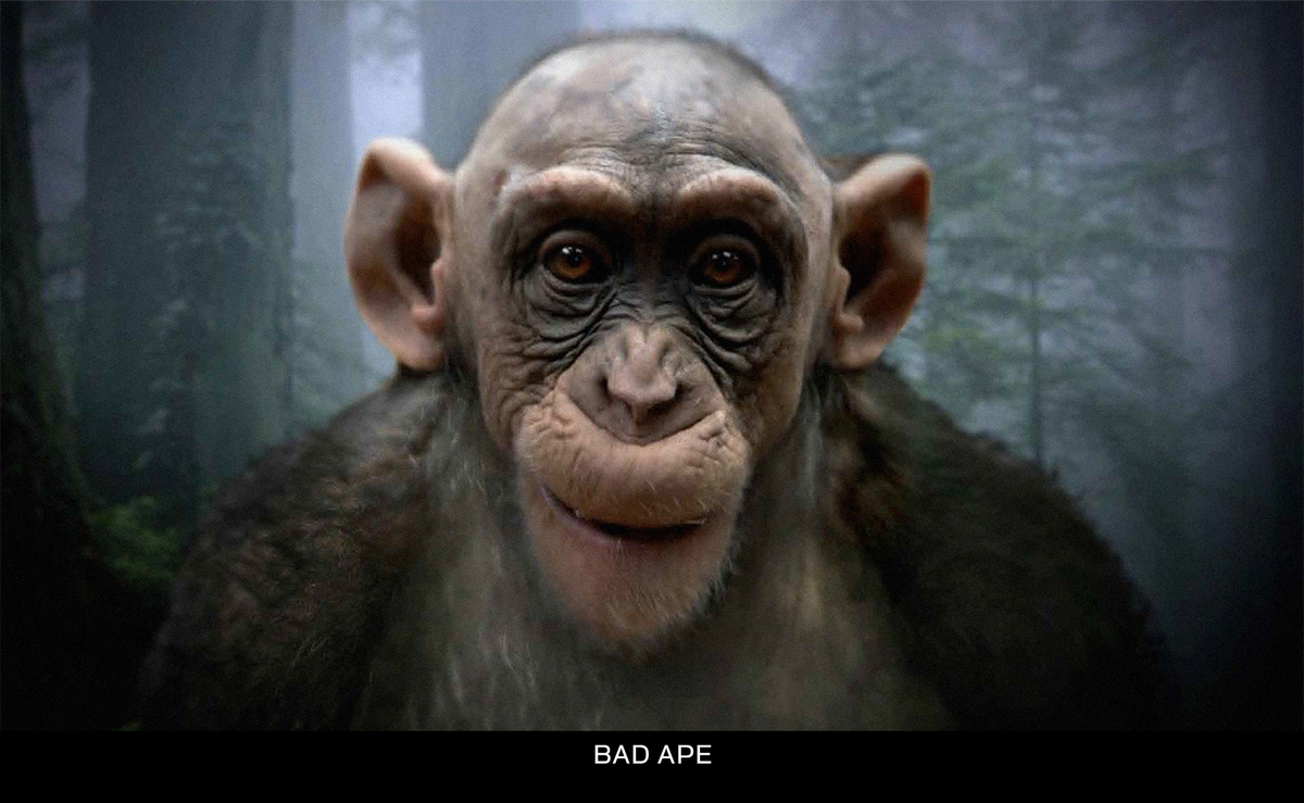 Planet of the Apes on Twitter:
