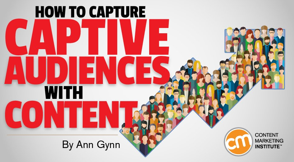 How to Capture Captive #Audiences With #Content @CMIContent. #contentmarketing #inboundmarketing #tellingyourstory  https:// buff.ly/2ySeMiu  &nbsp;  <br>http://pic.twitter.com/oZOCXlGwu3
