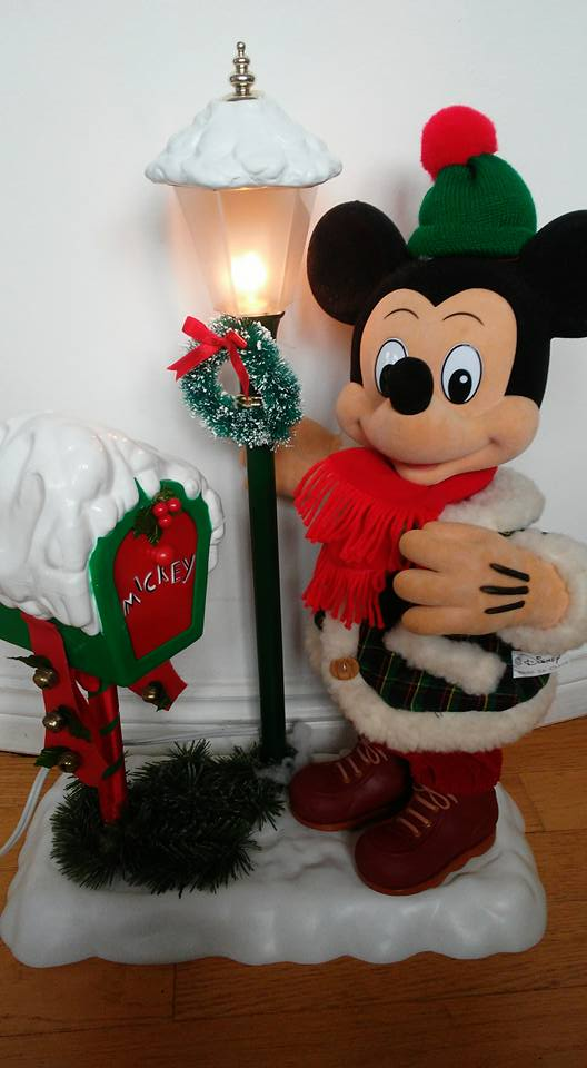 IN HONOR OF MICKEY MOUSE&#39;S BIRTHDAY ON FRIDAY, I AM OFFERING A 10% COUPON OFF THIS ITEM!! MESSAGE ME FOR A CODE!!! https://www. ebay.com/itm/3324219335 71?ssPageName=STRK:MESELX:IT&amp;_trksid=p3984.m1558.l2649 &nbsp; …  … #Disney #MickeyMouse #Mickey #vintage #Christmas #sale #ebay #Disneyland  #Thanksgiving #ChristmasIsComing #fashion #style #collectibles #rt<br>http://pic.twitter.com/y5HcXqr96i