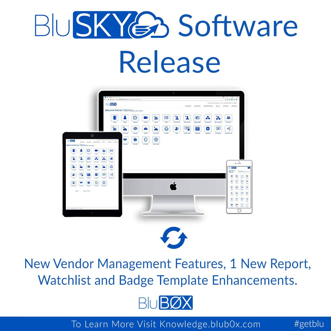 Features Enhancements For Vendor Management Badge Templates Both Visitors Employees List View Exporting Watchlists Bitly 2zdGyu3