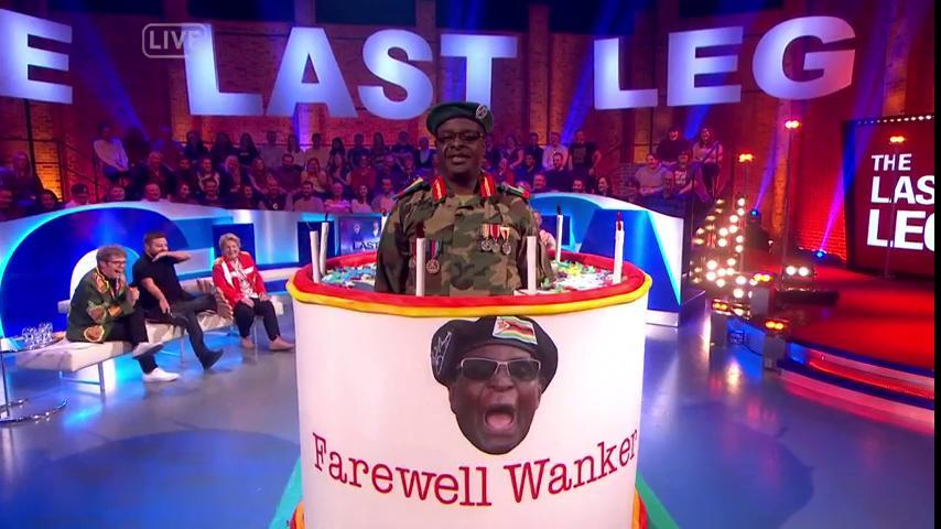 This is not a coup. We repeat - this is not a coup. #TheLastLeg https://t.co/3CY5MxRABR