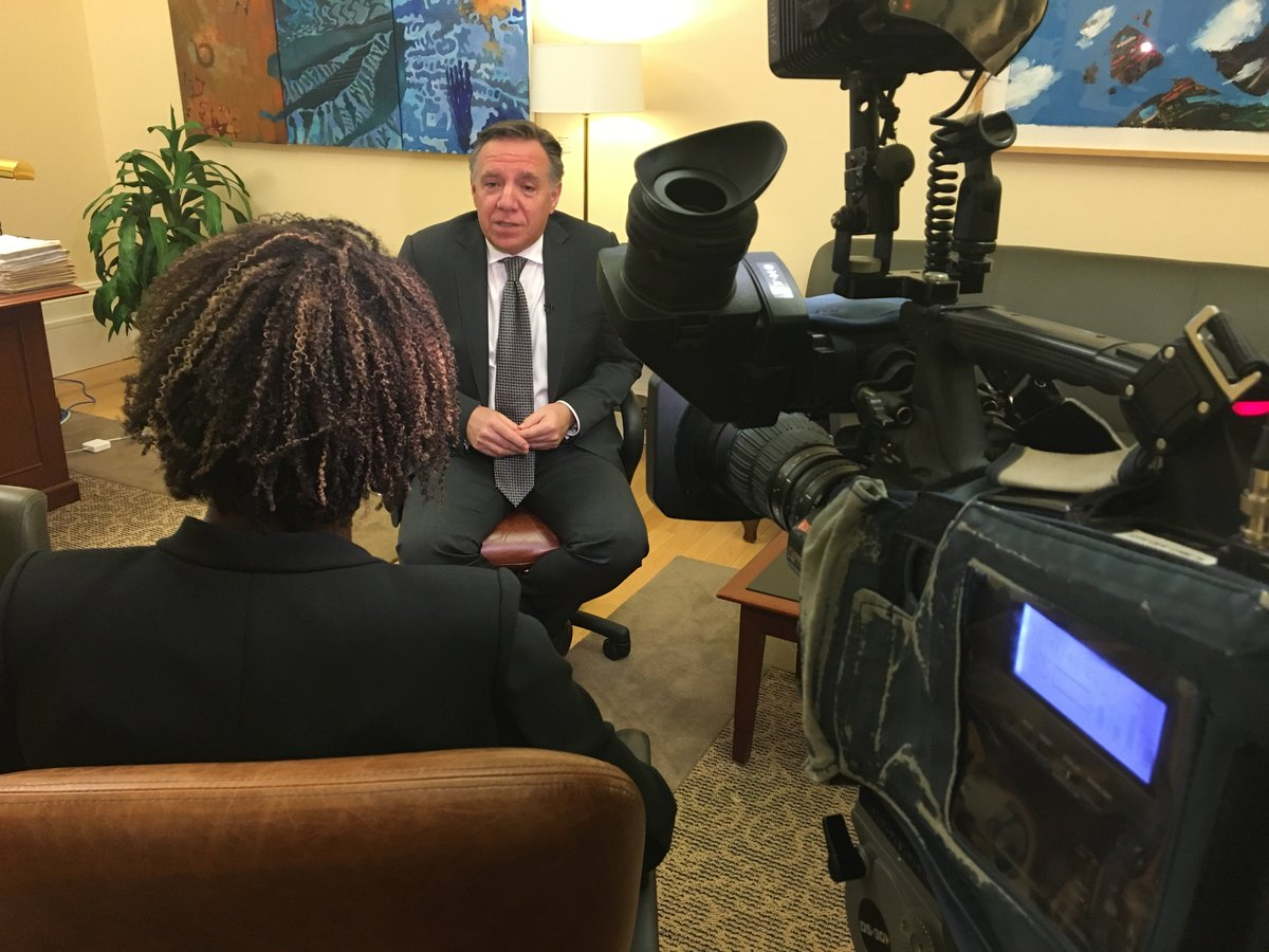This week marks six years since @francoislegault founded @coalitionavenir. He believes 2018 will be a game changer: &quot;Next year I think we have a real good shot to form the next government.&quot; The story tonight at 6:00 @CTVMontreal. #assnat #polqc #qcpoli<br>http://pic.twitter.com/VpY2Gf6cGQ