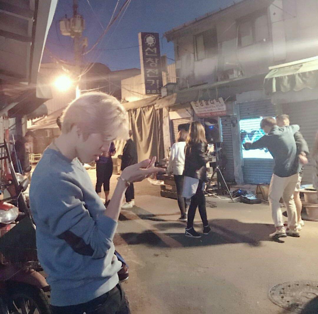 [PIC] 171118 #INFINITE Dongwoo Instagram update <br>http://pic.twitter.com/AxXDpGNALG