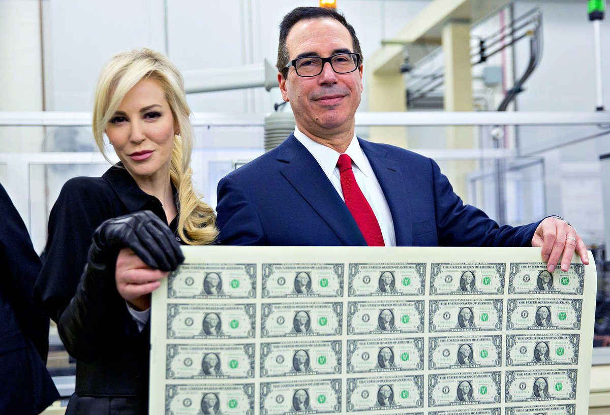 By the power vested in me by Steve Mnuchin, whose cigars will taste a little sweeter as he lights them with the freshly-printed fire-starter he picked up the Bureau of Engraving and Printing, I declare it beer o'clock.
