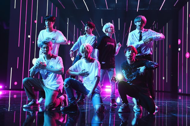 Which #AMAs performance are you most exc...