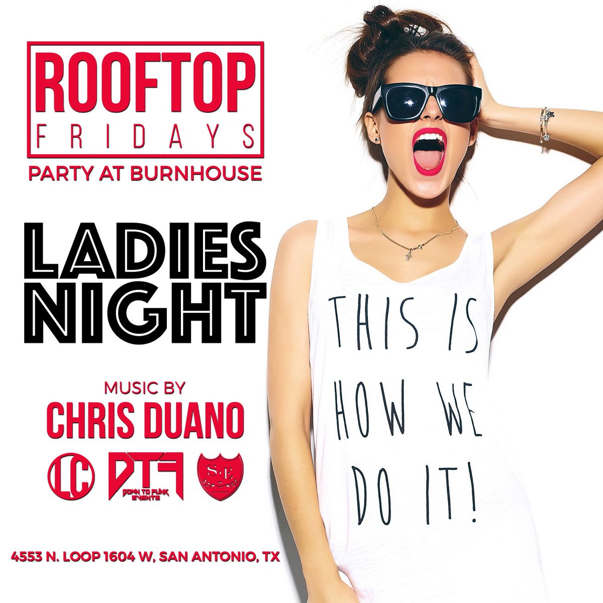 See you tonight @BurnHouseSA  party on the roof!! Text 956-272-9080 for VIP  #SocialElites #SA #BurnHouse<br>http://pic.twitter.com/h5lqoeoqNc