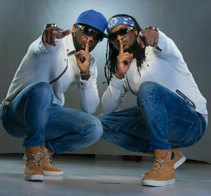 Happy birthday to the biggest duo group in Africa- Peter Okoye