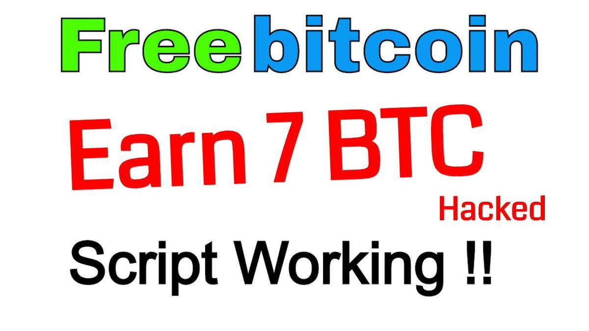 Bitcoin Hack Tips on Twitter: