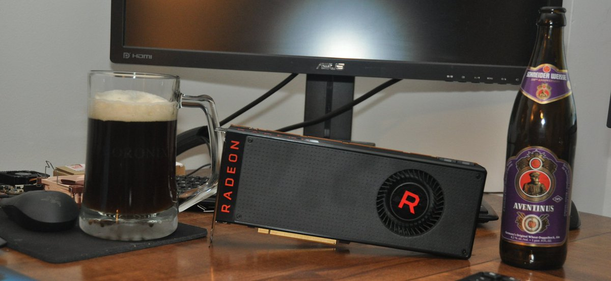 YES! AMDGPU DC is in for Linux 4.15... RX Vega/Raven display... HDMI/DP audio.... atomic mode-setting... FreeSync prep, etc... https://t.co/zd1C32zBUS