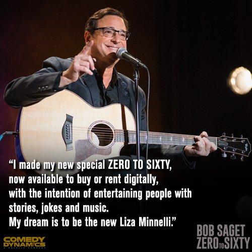 bob saget zero to sixty amazon