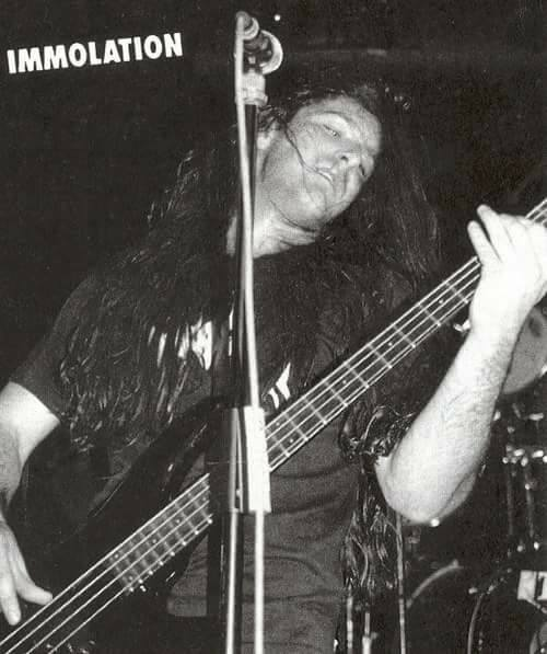 IMMOLATED BIRTHDAY ROSS DOLAN!!! Born in November 18th 1969 Bass &amp; vocals in IMMOLATION  #DeathMetal #oldschool #earlyyears #90s <br>http://pic.twitter.com/6BopsZc0y4