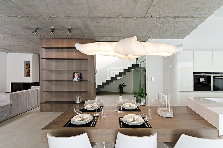 Osice House Interior by OOOOX |  http://www. homeadore.com/2013/03/27/osi ce-house-interior-oooox/ &nbsp; …  Please RT #architecture #interiordesign <br>http://pic.twitter.com/RPVuRwFDYn