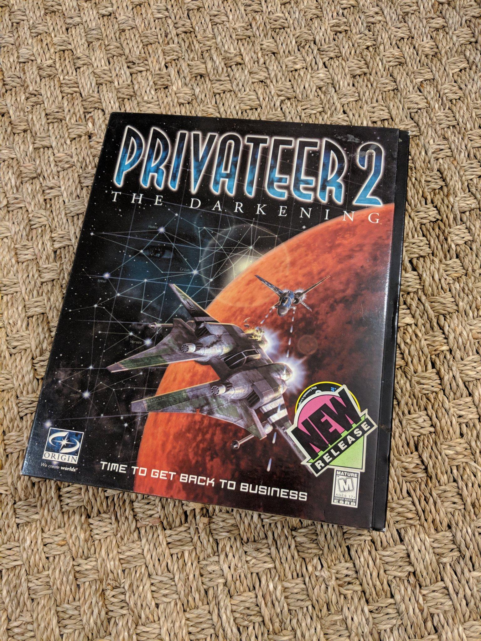wing commander privateer 2
