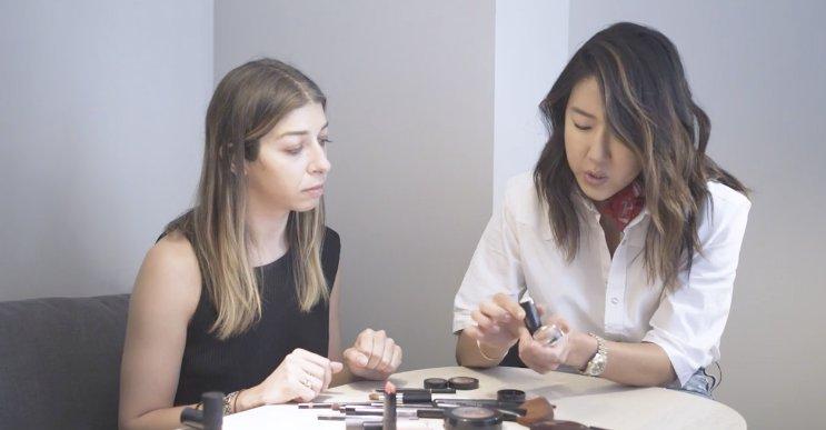 How to streamline your makeup bag, according to makeup artist Nina Park (video): https://t.co/CJlycuolIg https://t.co/3r0z5HKcoy