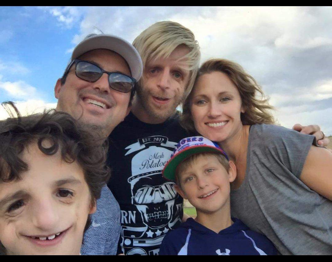 I love the Newman&#39;s! Amazing people, amazing family, full of love and passion!  #2020wonderboy #abc2020 #treachercollins #tcs  #raisingawareness #antibullying #cca #choosekind #loveyourself #differentiscool<br>http://pic.twitter.com/OHY82cTJkZ