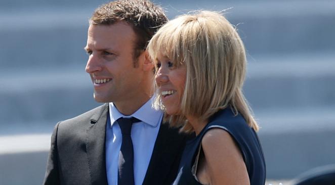 Junk food, cordons bleus et fromages... comment Brigitte Macron surveille l'alimentation de son mari https://t.co/e8uyATR51d