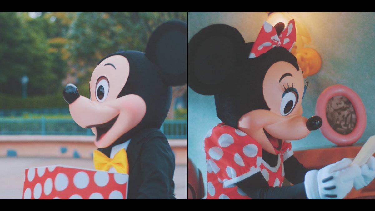 本日11月18日のミッキーとミニーの誕生日を記念して公開された、2人がサプライズを計画している特別動画になります!