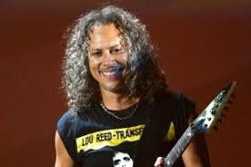 Happy Birthday,Kirk Hammett