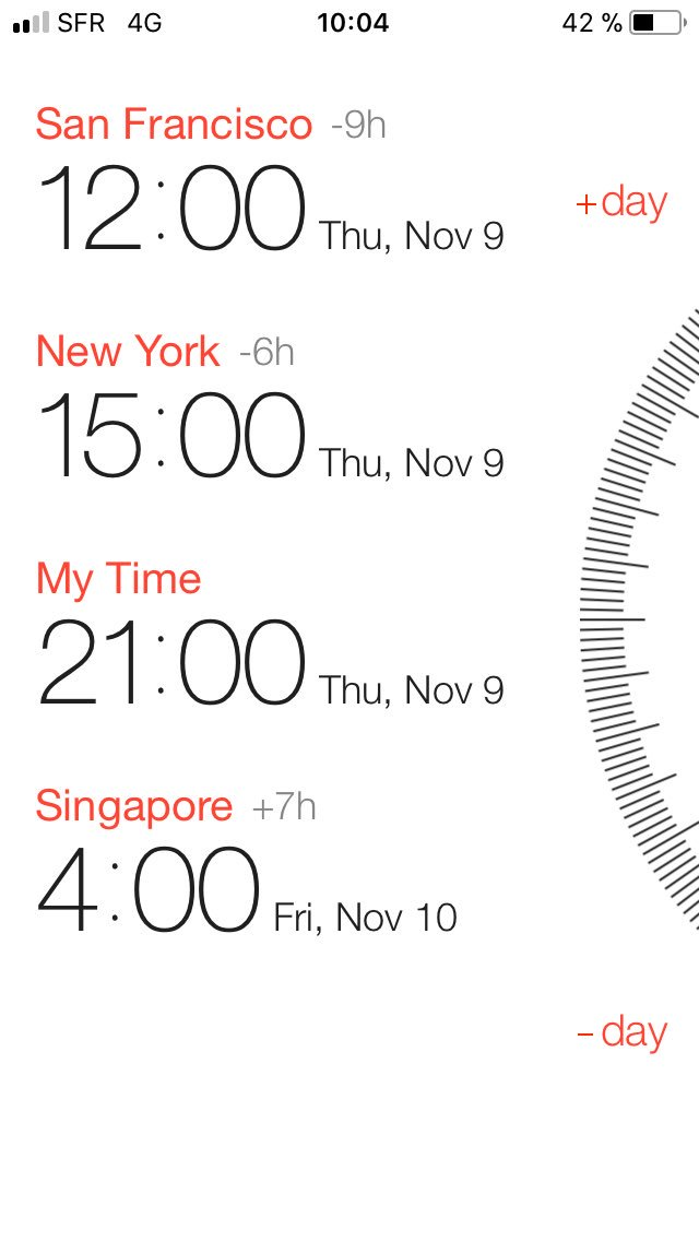 Simple apps: Miranda, my new favorite! World view and easy wheel meeting scheduling. #Apps #schedule #Timezone <br>http://pic.twitter.com/UqGRRcmbnX