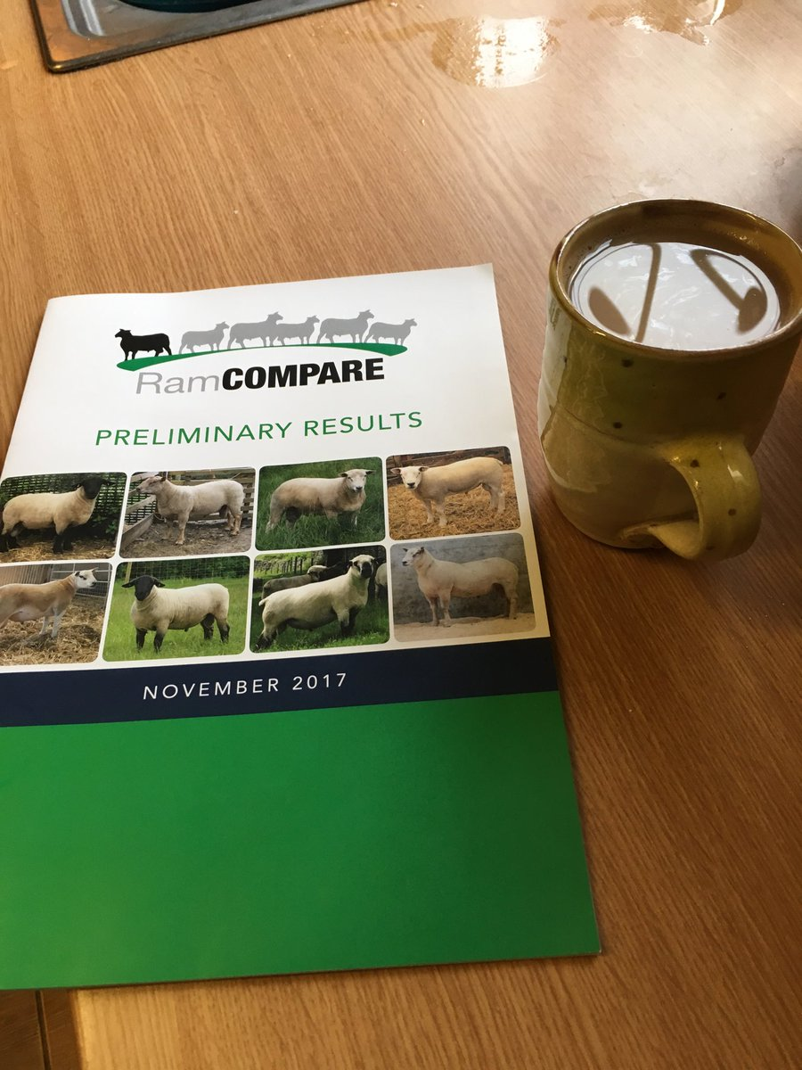 Gutted I can't make it today to #sbrt17 but got some reading over a coffee #sheep365 <br>http://pic.twitter.com/6Ge8wMjJ5q