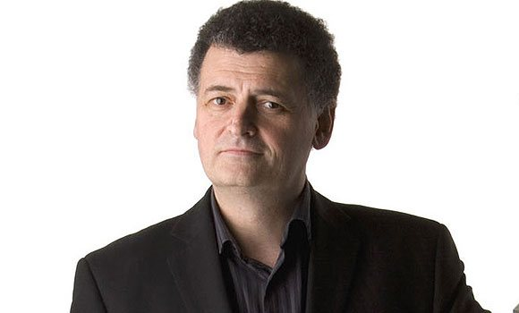 Happy Birthday to Steven Moffat the Lead Writer and Executive Producer of Doctor Who from 2010 - 2017.