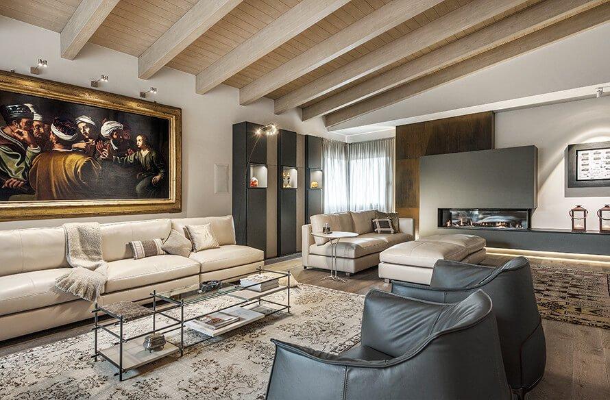 Attic Apartment by BRANDO concept |  http://www. homeadore.com/2015/11/06/att ic-apartment-brando-concept/ &nbsp; …  Please RT #architecture #interiordesign <br>http://pic.twitter.com/yrzFWO6ji9