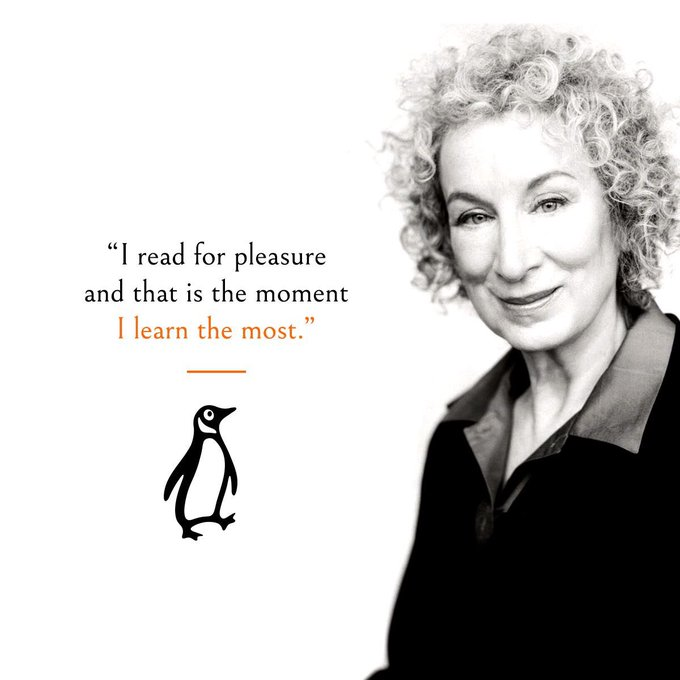 Happy Birthday Margaret Atwood!