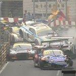 RT @Ichibata_RS: 今日のマカオGP、自分が見てきたレースの中で最大級のクラッシュ.....