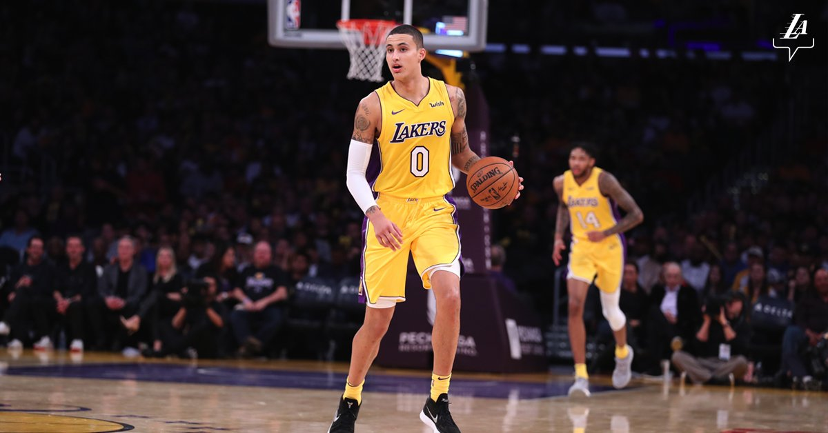 9226c48ef and 1 for 30 kyle kuzma has his first 30 point game