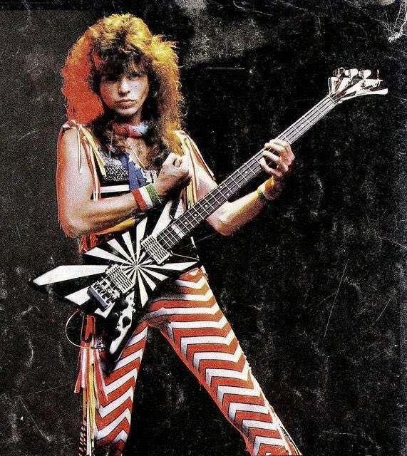 Happy 67th Birthday to the legend Rudy Sarzo Quiet Riot,   Ozzy Osbourne, Whitesnake, Dio and many more.