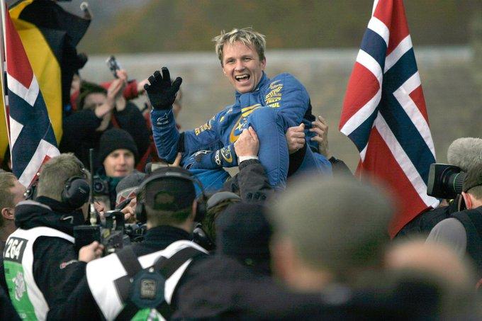Happy birthday, Petter Solberg!!
