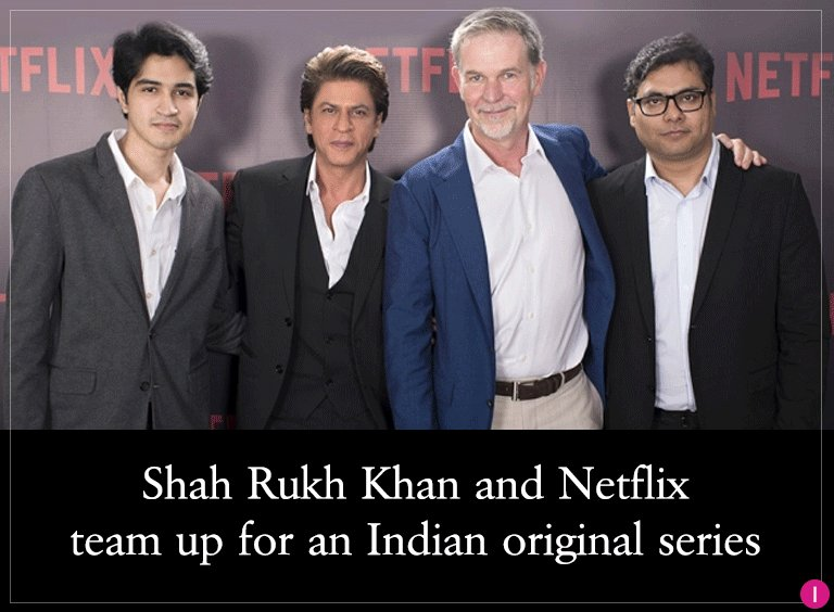 The eight-episode political espionage series is called &#39;Bard of Blood&#39;. #ShahRukhKhan #Netflix   http:// images.dawn.com/news/1178849/  &nbsp;  <br>http://pic.twitter.com/YARCEMOM3p