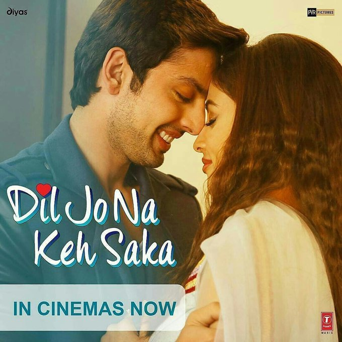 Never stop believing in love... ❤️ #DilJoNaKehSaka is running in cinemas near you today.  Book your tickets now - https://t.co/wc0YL5tGs6… https://t.co/3bCcwF4j6t