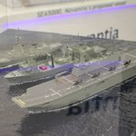 .@NavantiaOficial Lays the Keel of First #AOR Vessel for Royal @Australian_Navy HMAS Supply https://t.co/Cptg1yhneB
