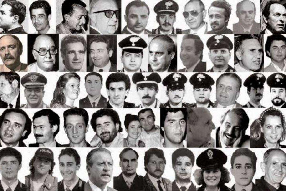 Riina è morto, ma i giusti non muoiono. Vittime e testimoni antimafia,: ecco chi va davvero ricordato per sempre. Editoriale di Danilo Paolini  https://t.co/NoKfS0ubkI