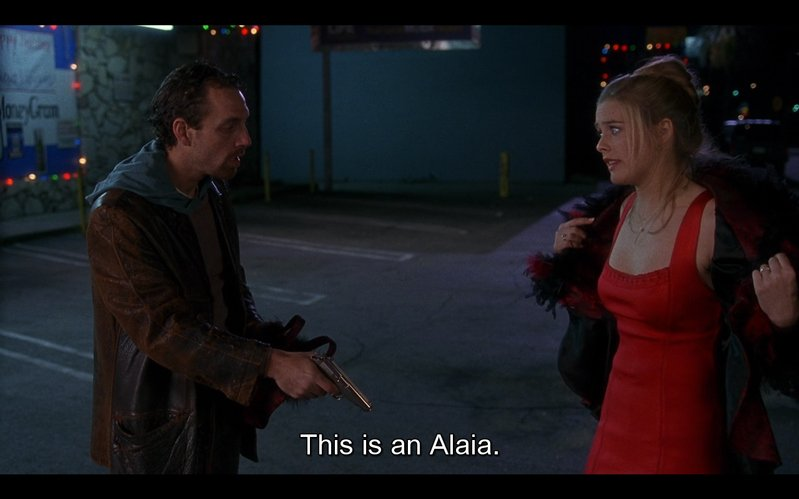 """Fiona Adorno 💙 on Twitter: """"Bless Azzedine Alaia. Gone today at 77. His  dresses are incredible and his name is forever immortalised by Cher Horowitz.  """"You don't understand, This is an Alaïa."""