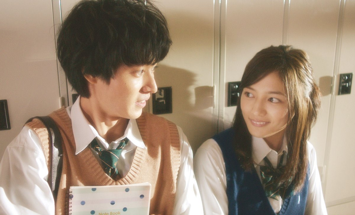 一週間フレンズ is a very enjoyable movie. Yamazaki Kento's acting n