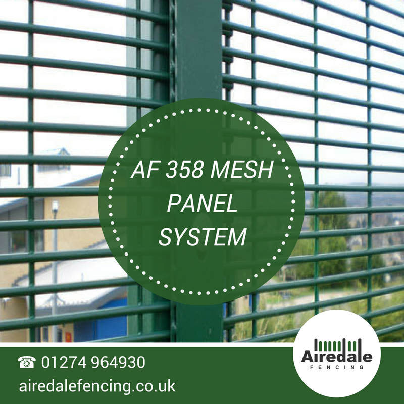 This our maximum security mesh panel. The system&#39;s ability to provide a single panel up to 5.20m in height means that it is widely specified by prison and military establishments:  https:// goo.gl/g5TfLG  &nbsp;   #TheTradesHub #PerimeterFencing<br>http://pic.twitter.com/9j0RaCSTTQ
