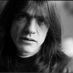Malcolm Young, guitarist and co-founder of AC/DC,...