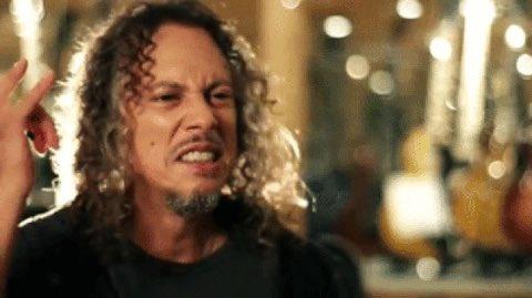 Happy Birthday to  s legendary Kirk Hammett