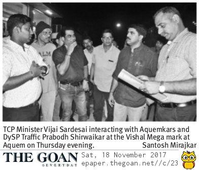 Vijai threatens post-occupancy audit to check #parking norms  http:// englishnews.thegoan.net/story.php?id=3 8557 &nbsp; …   #Goa<br>http://pic.twitter.com/yF9lcqqFUB