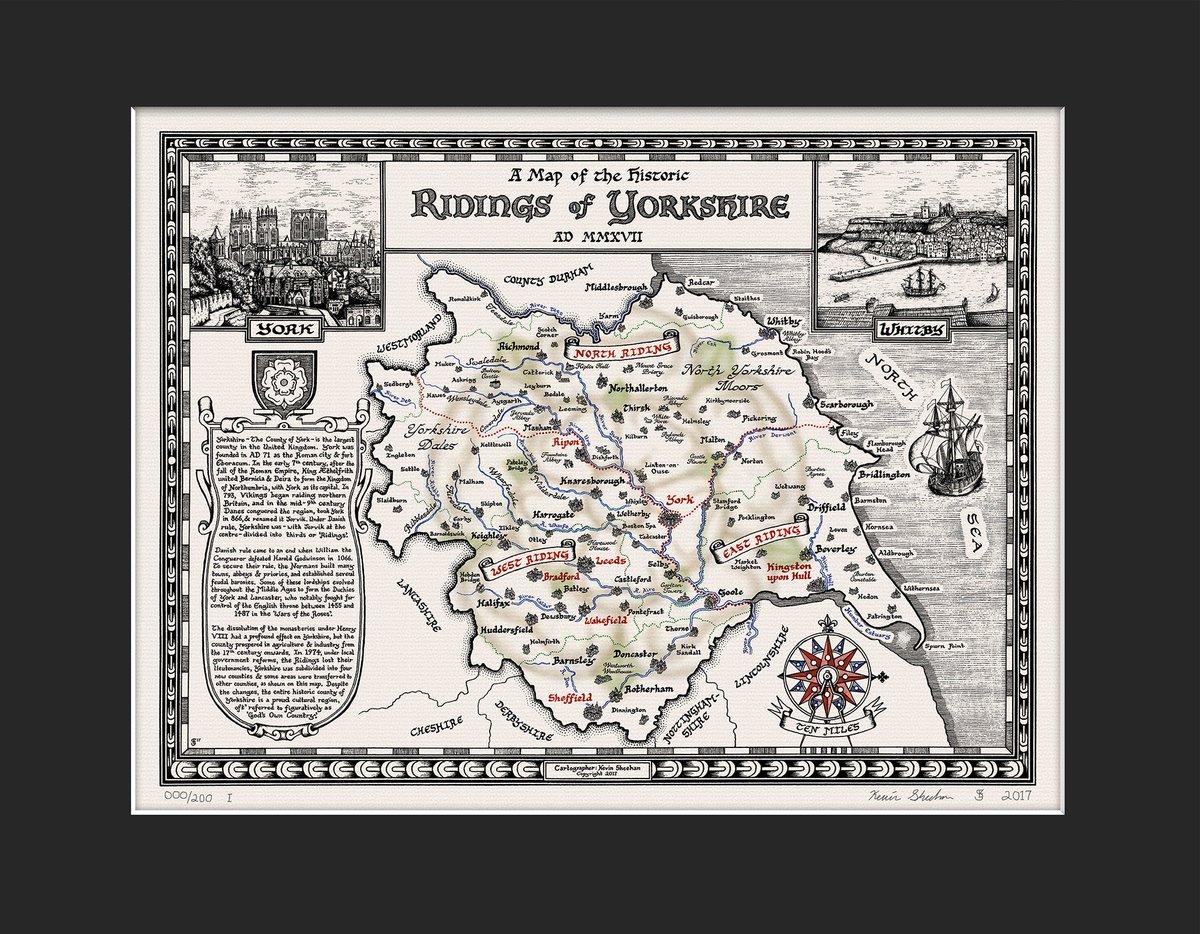 From #Yorkshire? You'll want this #handmade Yorkshire #Map!   http://www. manuscriptmaps.com/product/yorksh ire &nbsp; …   #Crafturday #maps #York #Leeds #Sheffield #Whitby #SNRTG #FlockBN #87RT #UKSmallBiz #ATSocialMedia #TweetUK #TweeturBiz @UKBizRT @RTMLR #BarnsleyIsBrill #SouthYorksBiz @BestUKDeal @PromoteYorks<br>http://pic.twitter.com/sj5XbDaGQS
