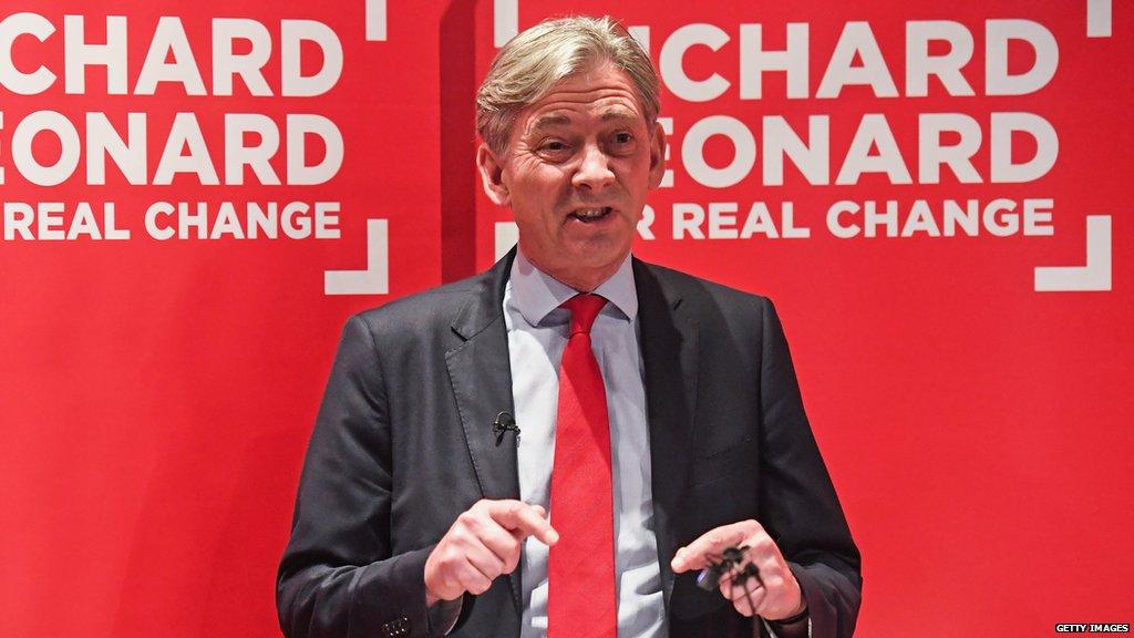 Richard Leonard is elected new leader of the Scottish Labour Party https://t.co/NkC8MejzLA