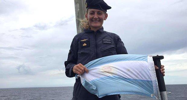 Ara San Juan, el ahora olvidado submarino Argentino desaparecido con 44 tripulantes a bordo DO6VA0AXkAA_up9